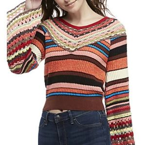 Free People Heart and Soul Sweater Size Small
